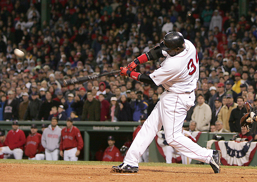 2004 ALCS: Red Sox over Yankees
