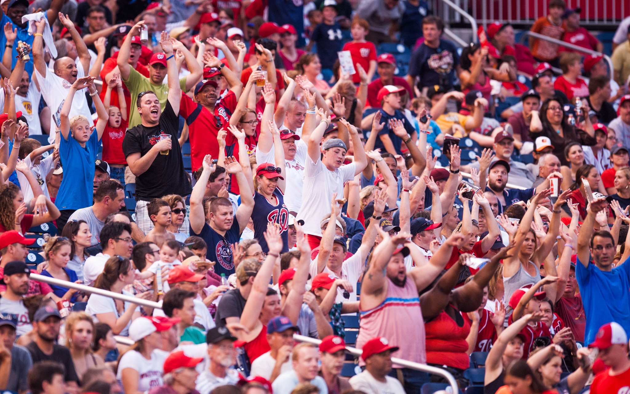 Washington Nationals Have the 'Worst Fans in Baseball ...