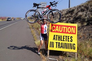 BethAnn Telford will participate in her first Ironman World Championship on Saturday in Kona, Hawaii.