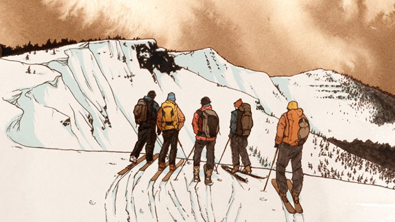 More people are getting into the backcountry -- one reason the fatality numbers have spiked.