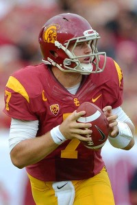 Matt Barkley's big reward for staying in school? The Hyundai Sun Bowl.