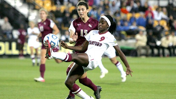 Chioma Ubogagu and her Stanford teammates hope to hand UCLA its first loss on the year.