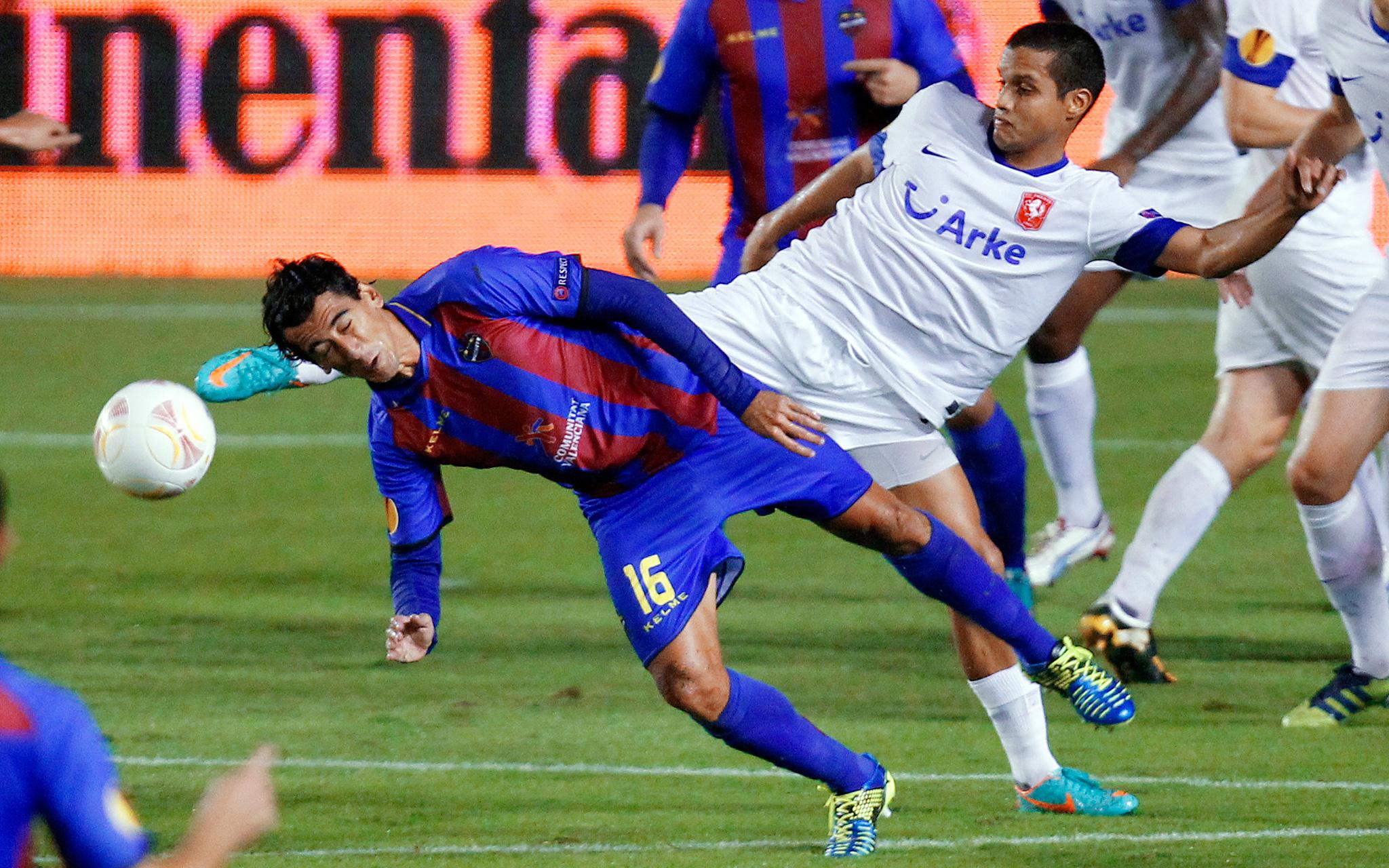 Roberto Rosales and Pedro Rios