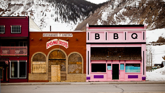 Silverton, Colo., makes the list of most haunted ski towns in North America.