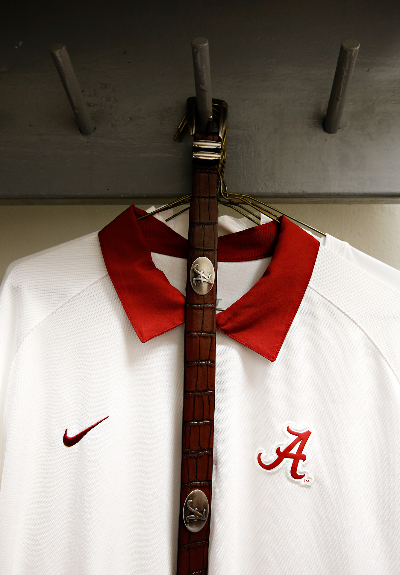 Bama Shirt and Belt