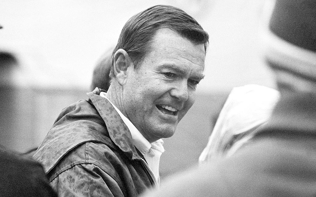 Darrell K Royal, 1924-2012