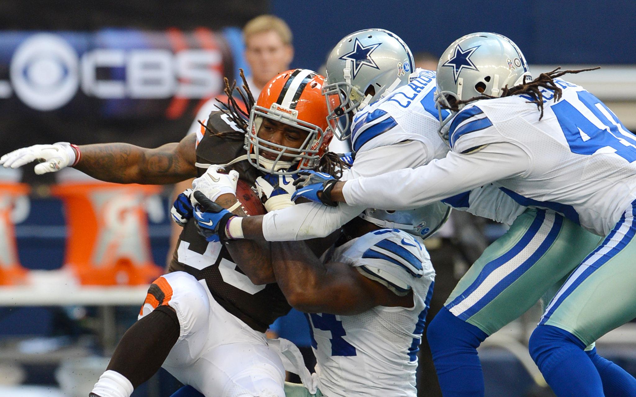 Cowboys defense