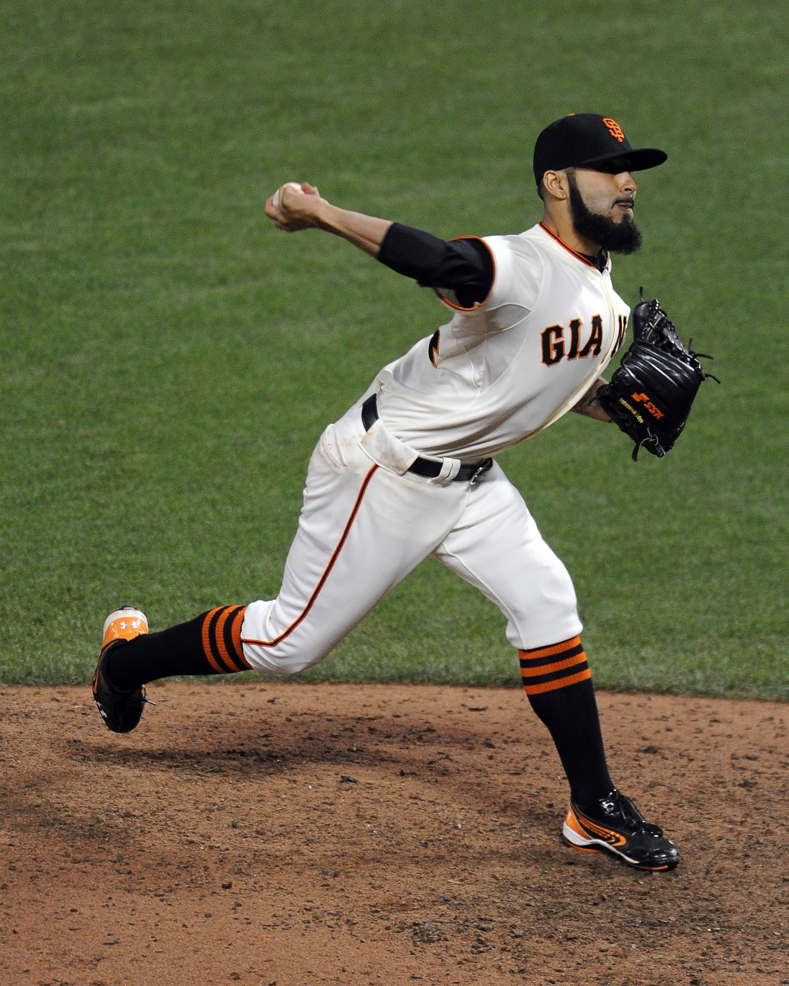Sergio Romo, Giants