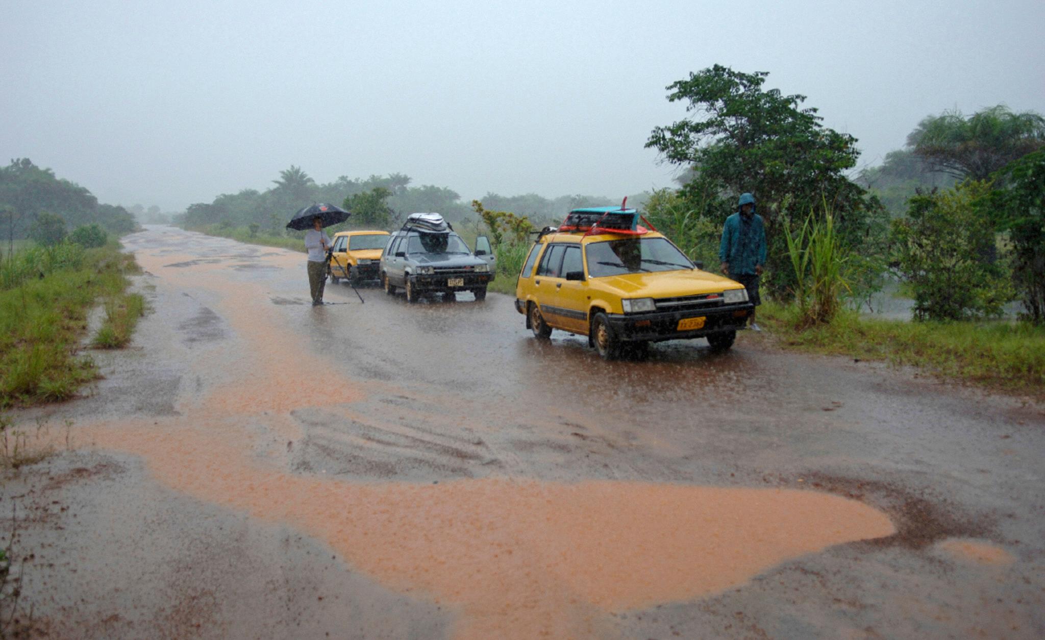 Liberian Gridlock