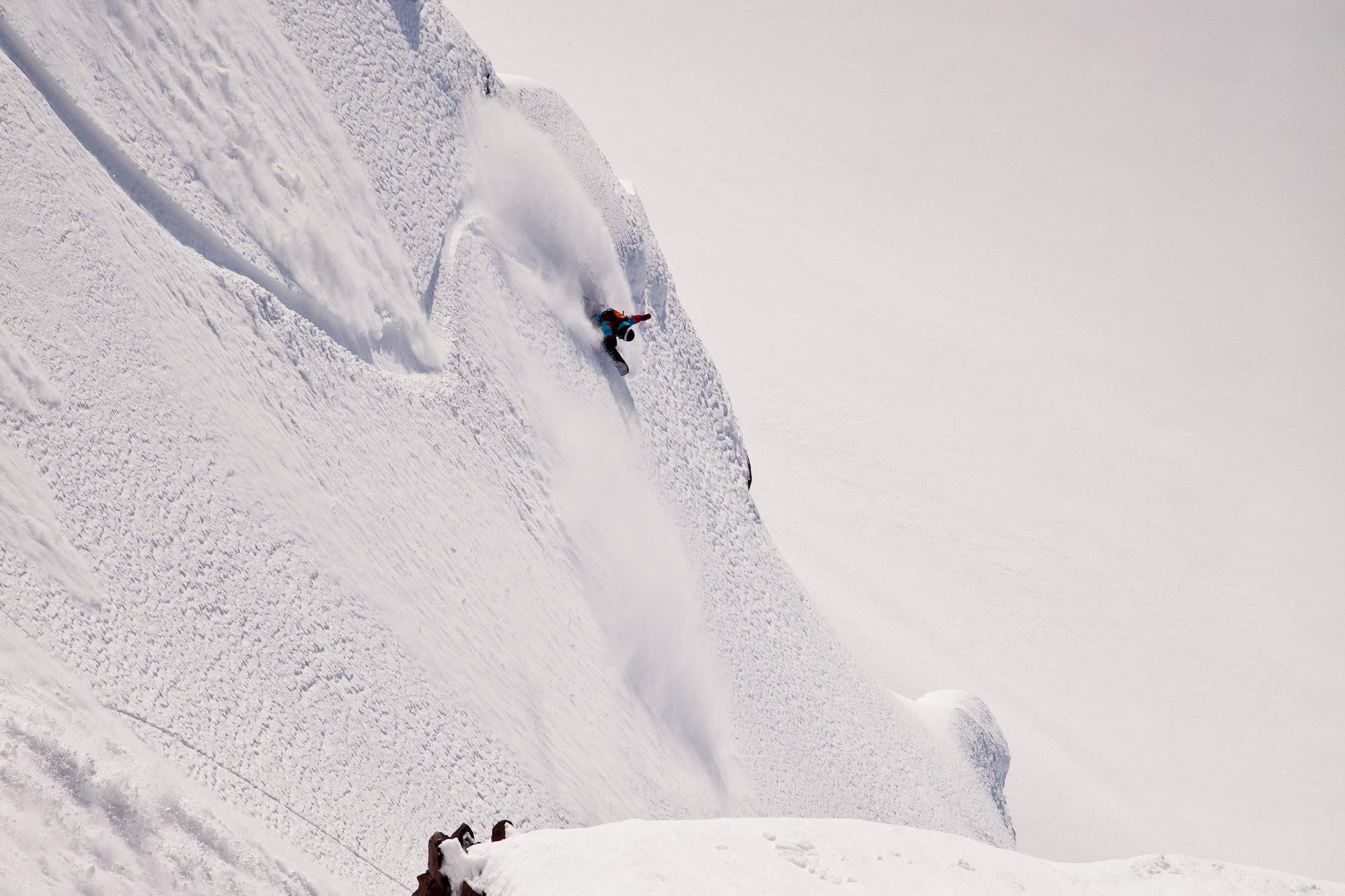 Lucas Debari, Real Snow Backcountry