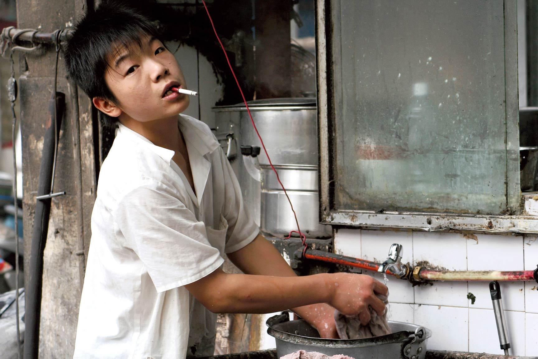 Shanghai Smoker