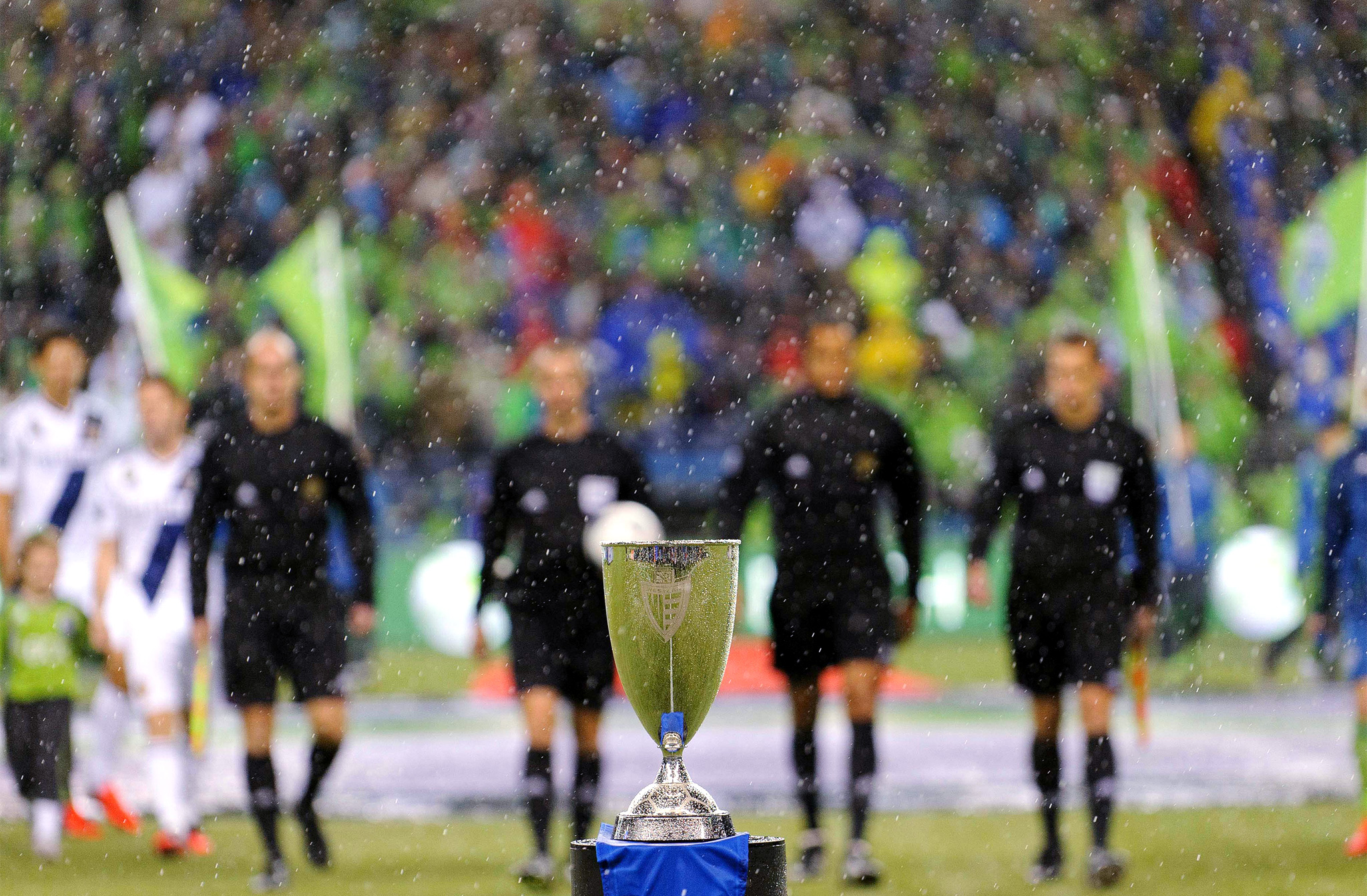 MLS Western Conference Champions Cup