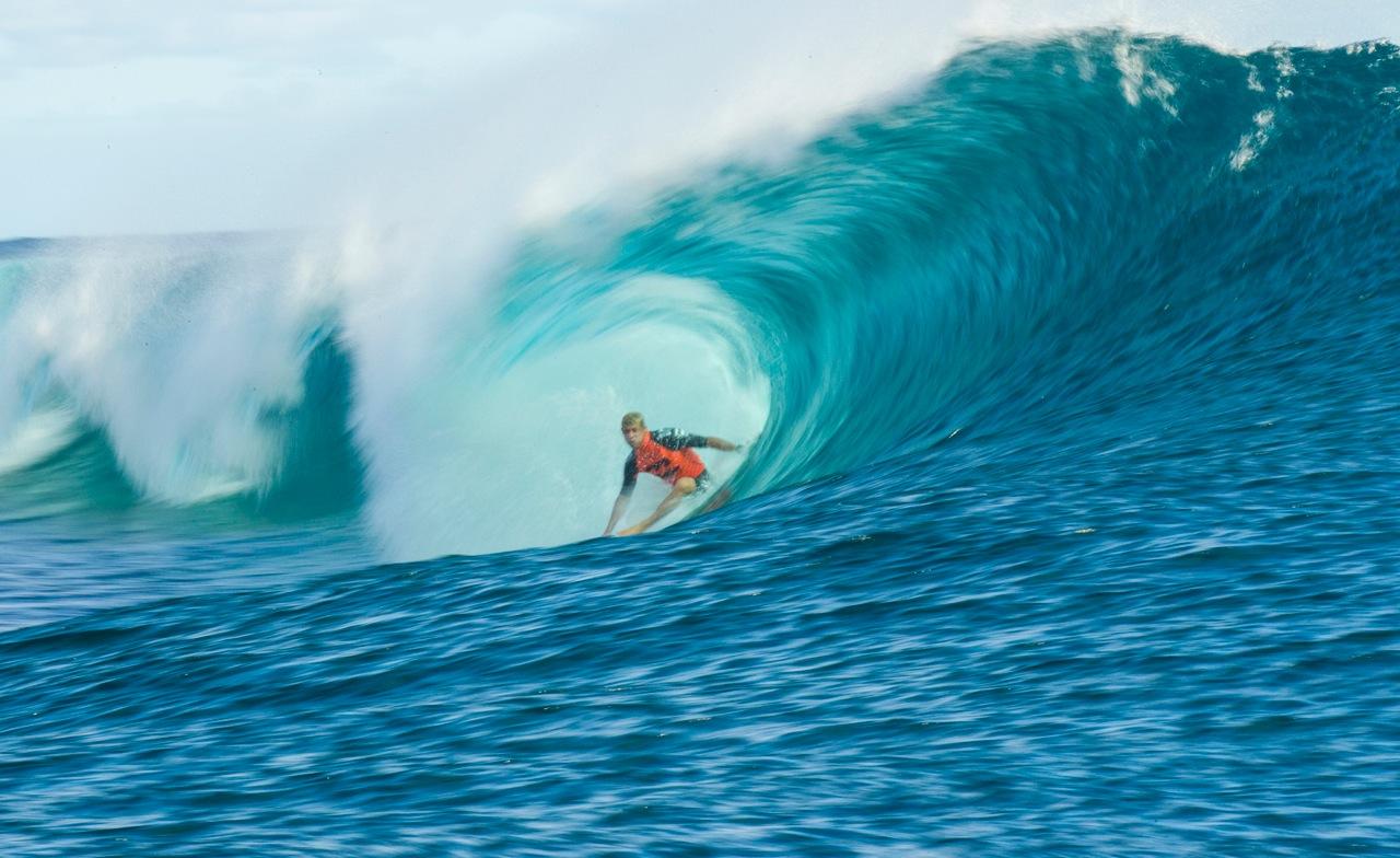 Mick Fanning, Billabong Pro Tahiti