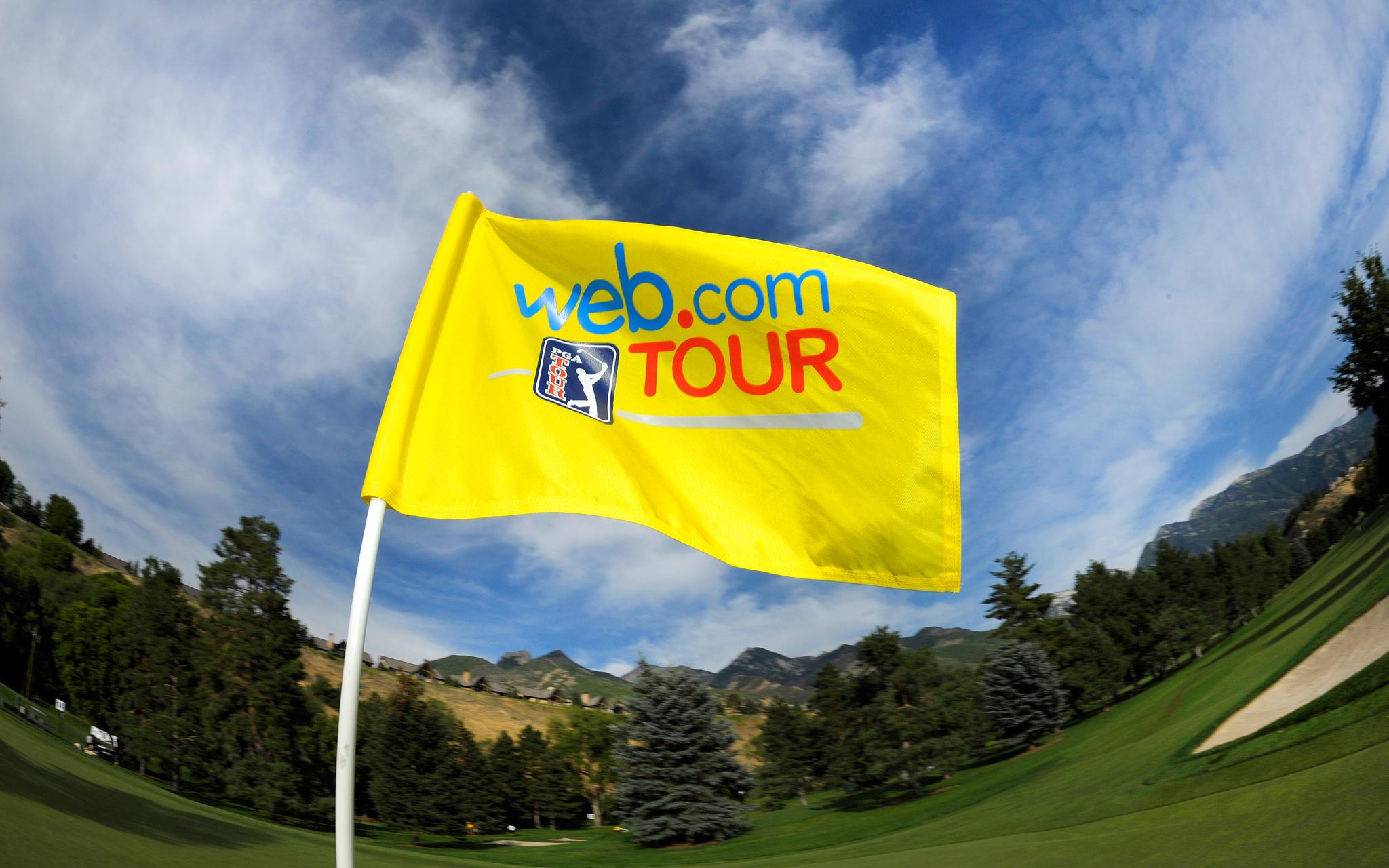 Web.com Flag