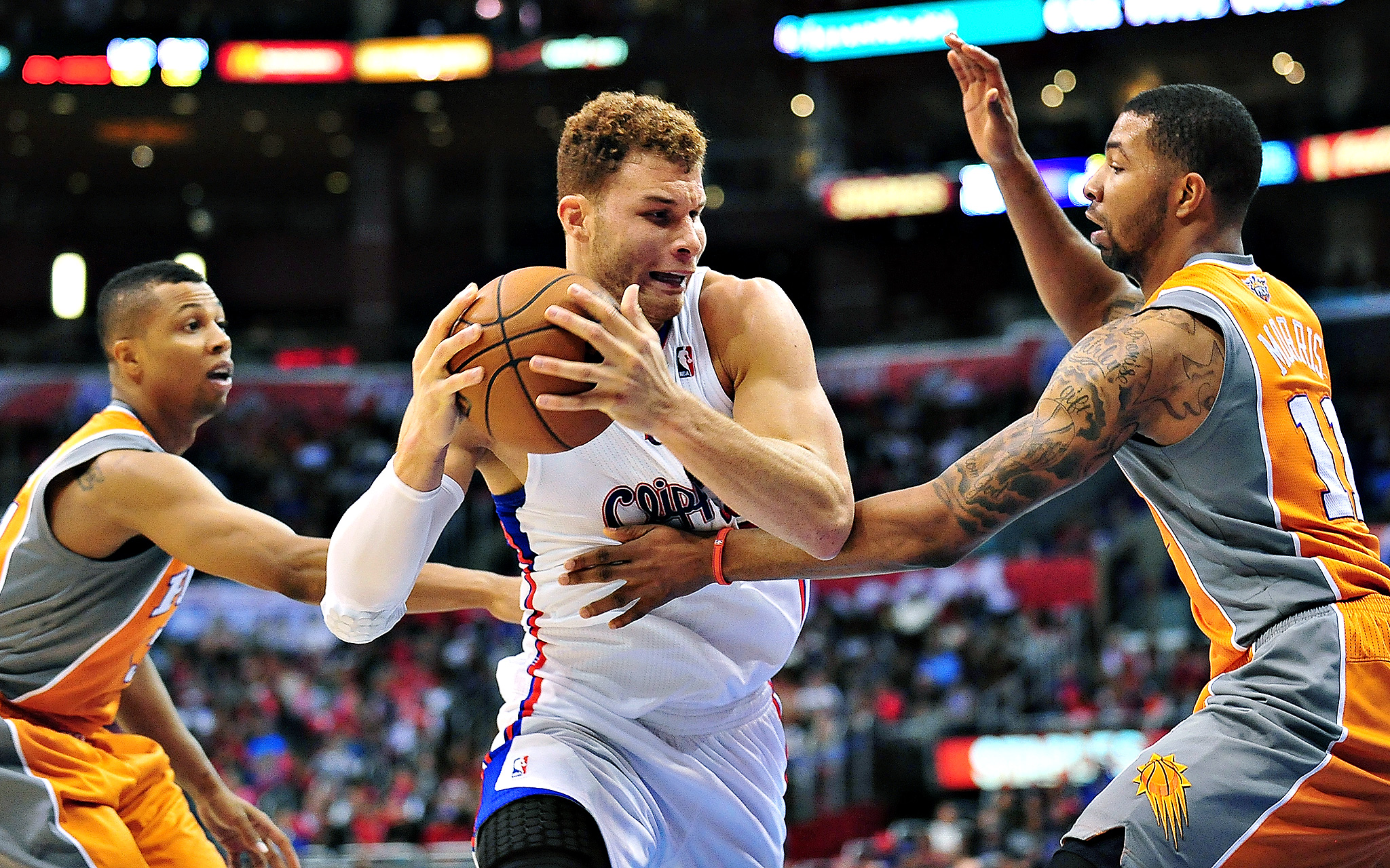 Clippers On The Rise