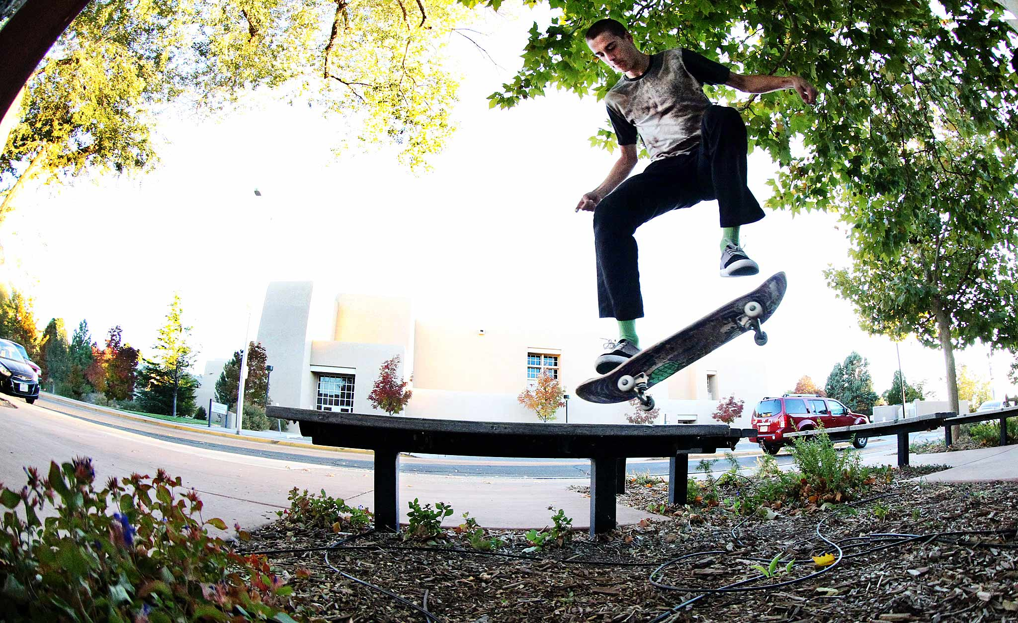 Blake Carpenter, Kickflip Crooks