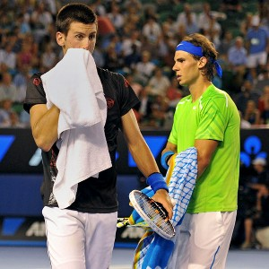 Though clearly drained, Novak Djokovic and Rafael Nadal had a lot to say about their epic encounter Down Under.