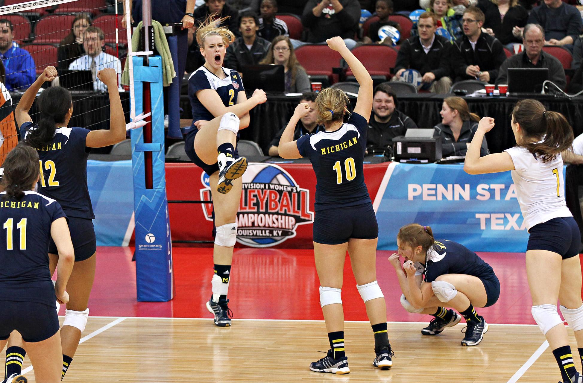 Michigan Volleyball