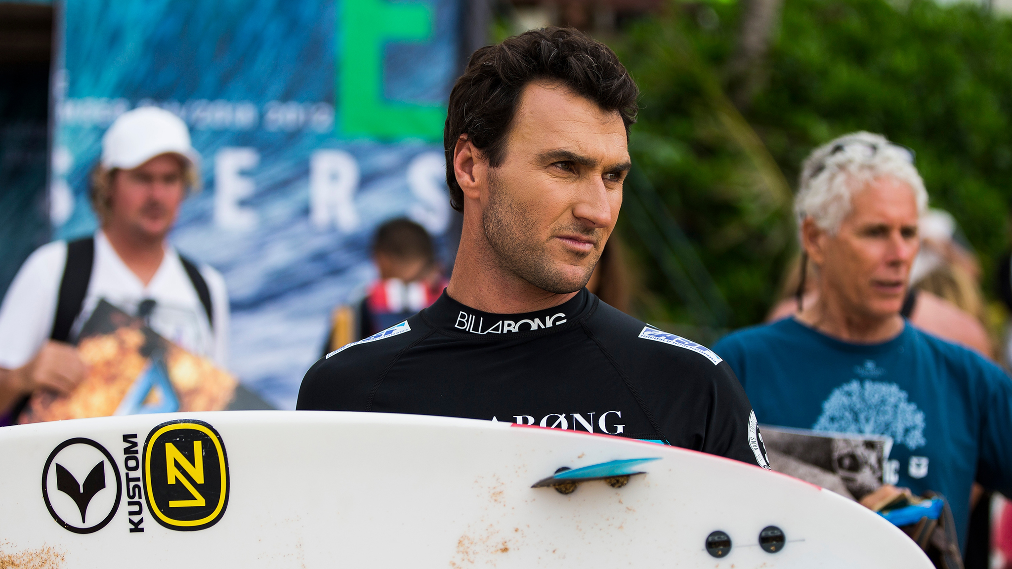 Parko's World Title