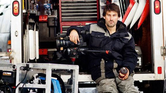 Kyle Decker is a ski industry cinematographer who works mainly with Level 1 Productions.
