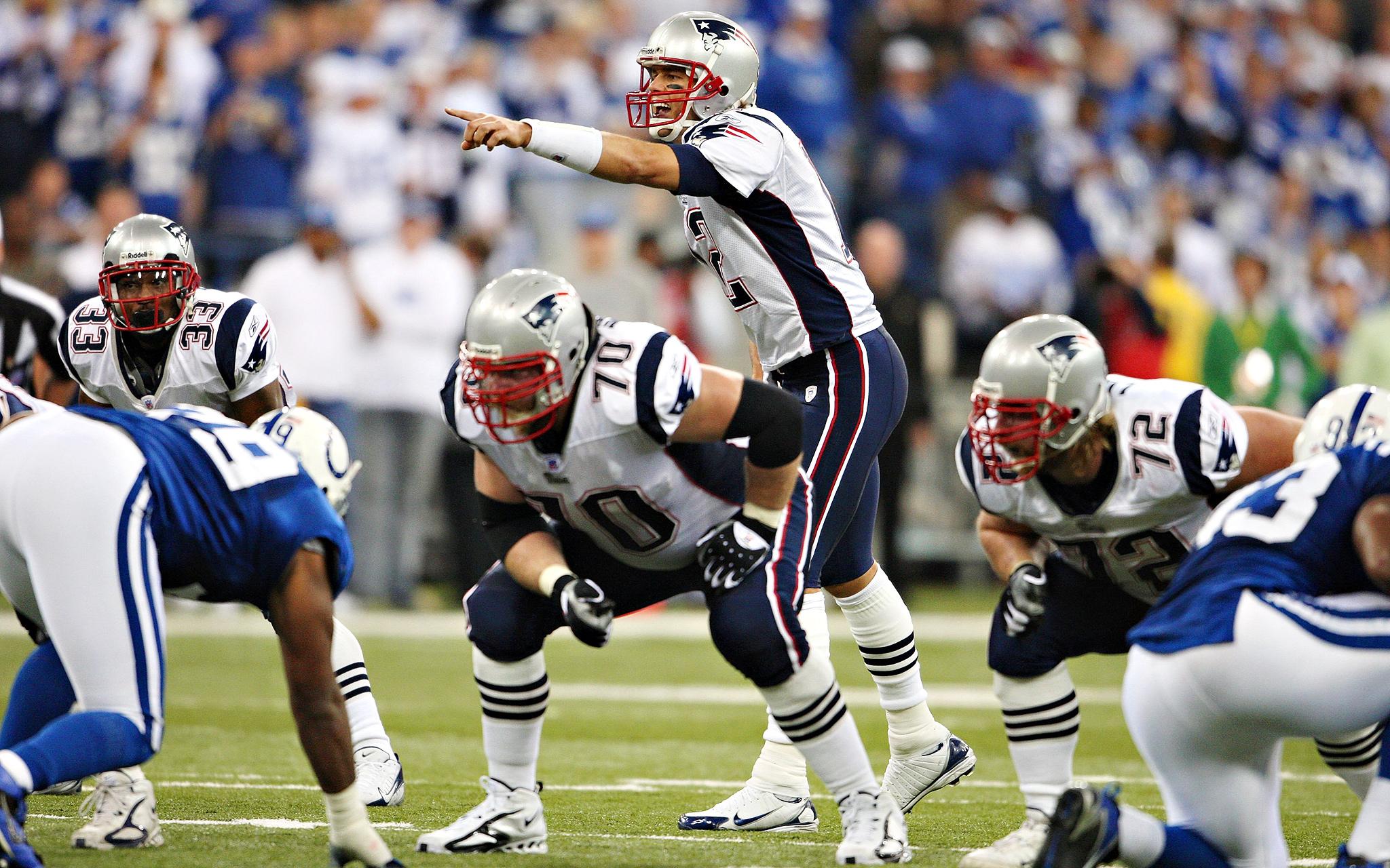 Nov. 4, 2007: Patriots 24, Colts 20
