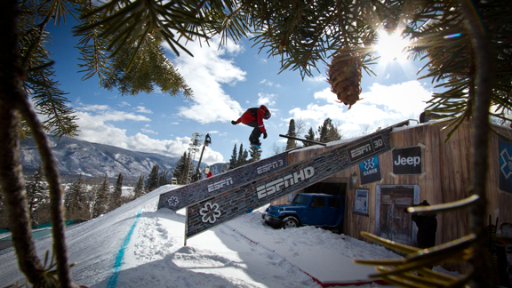 If the new kids of Slopestyle get their way, rail tricks will soon be as important as kicker tricks.