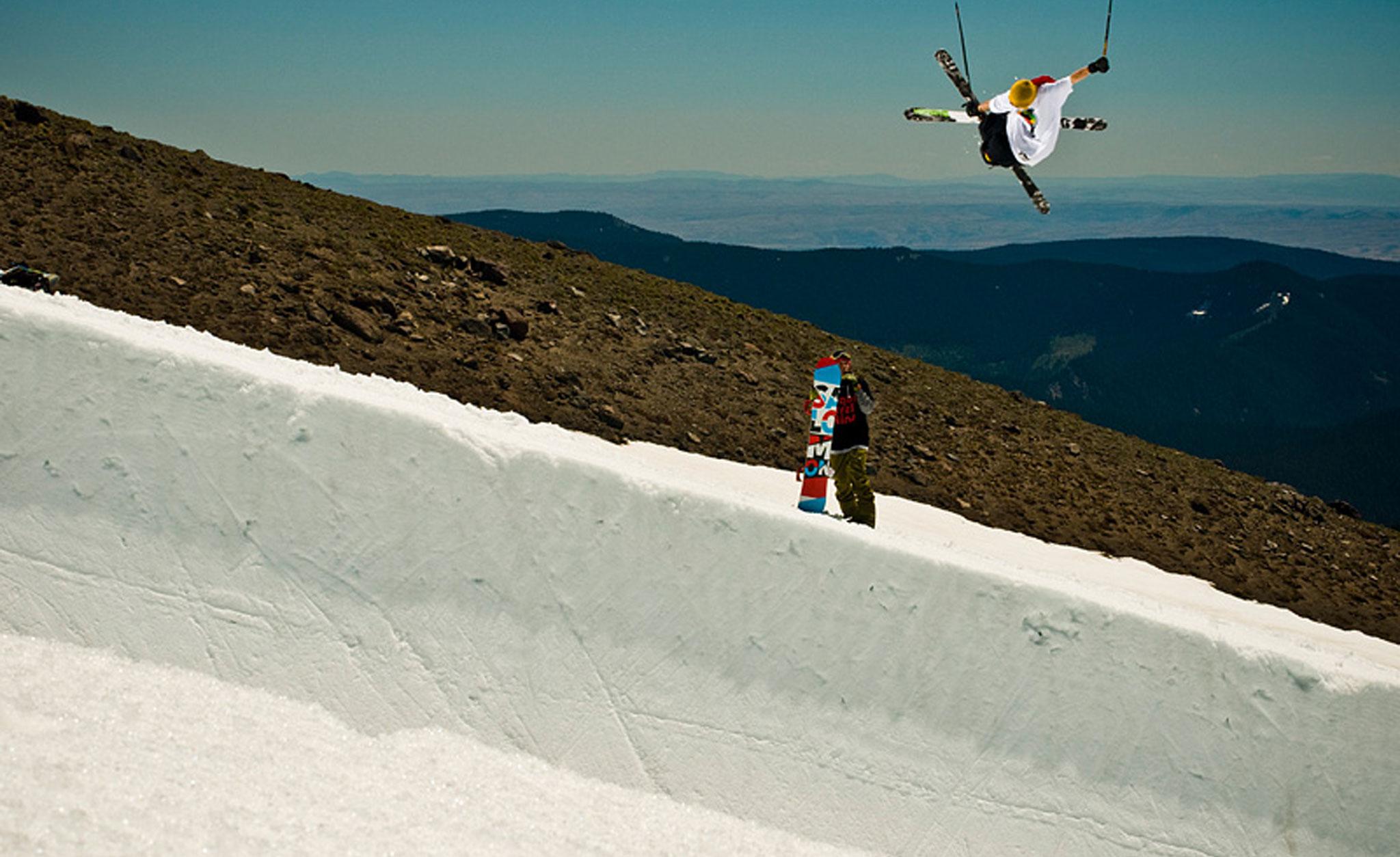 Mount Hood, Ore., 2012
