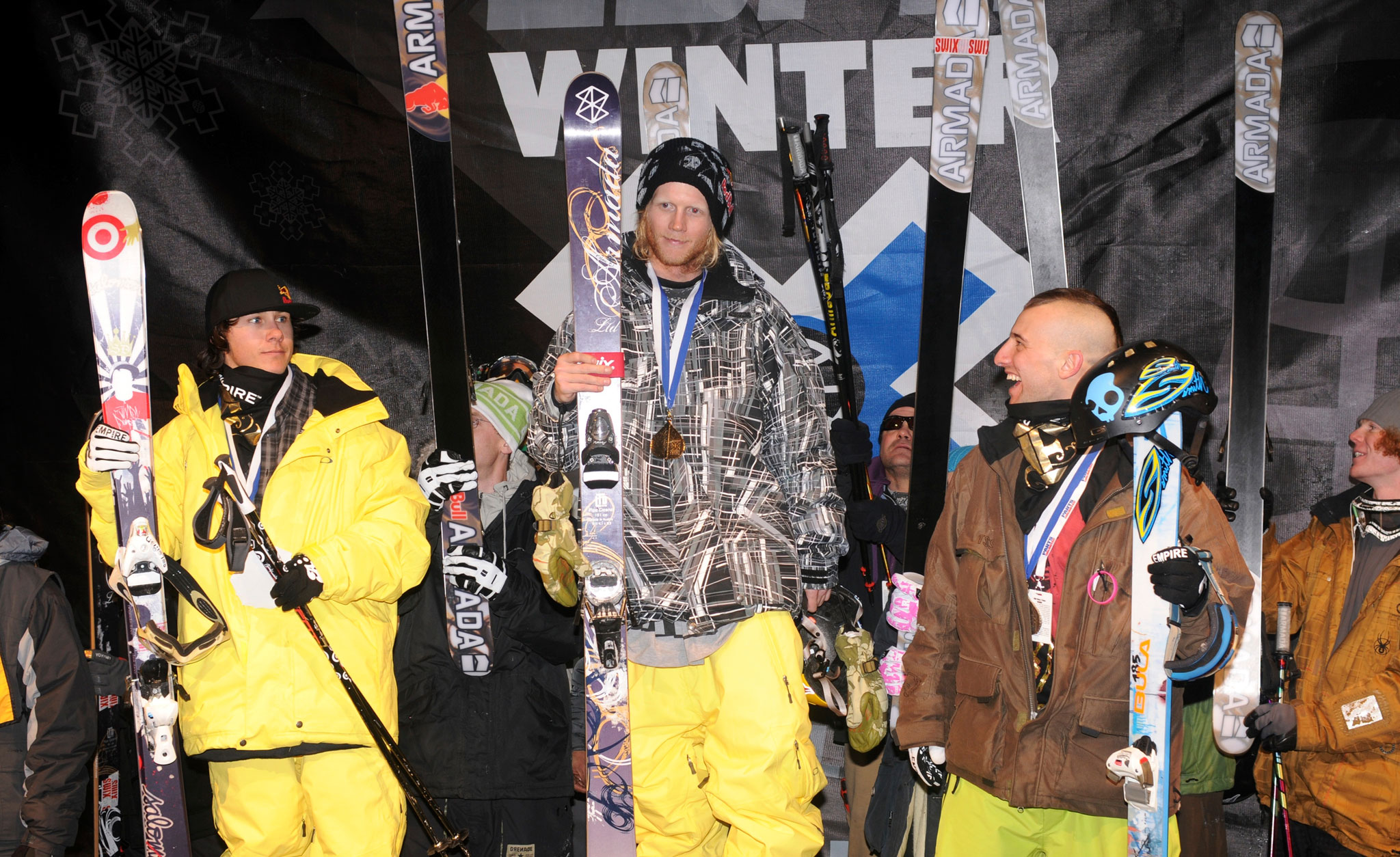 Winter X Games, 2008