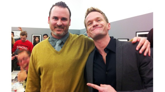 Ed Templeton and Neil Patrick Harris.