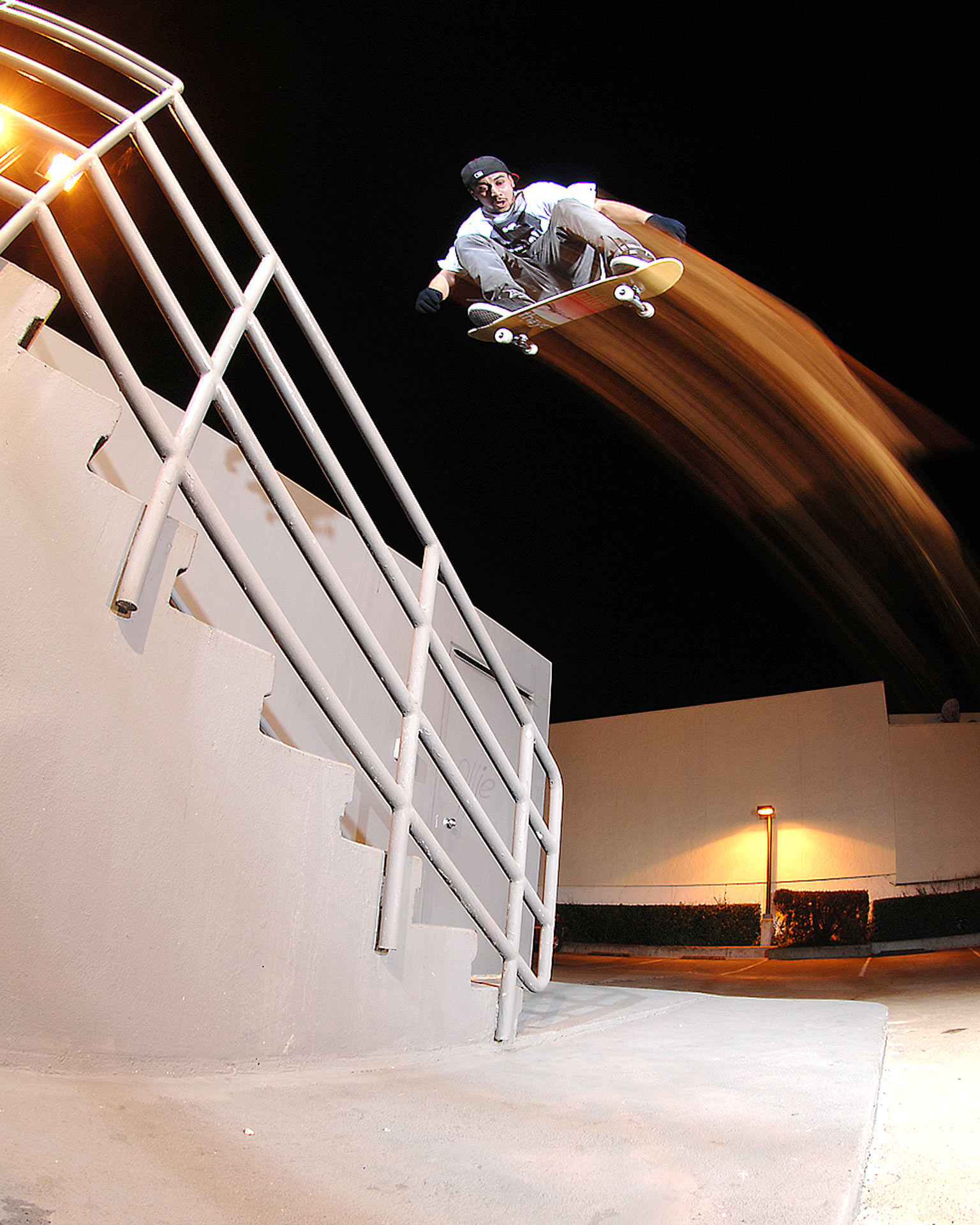 Dwayne Galloway, Backside 180