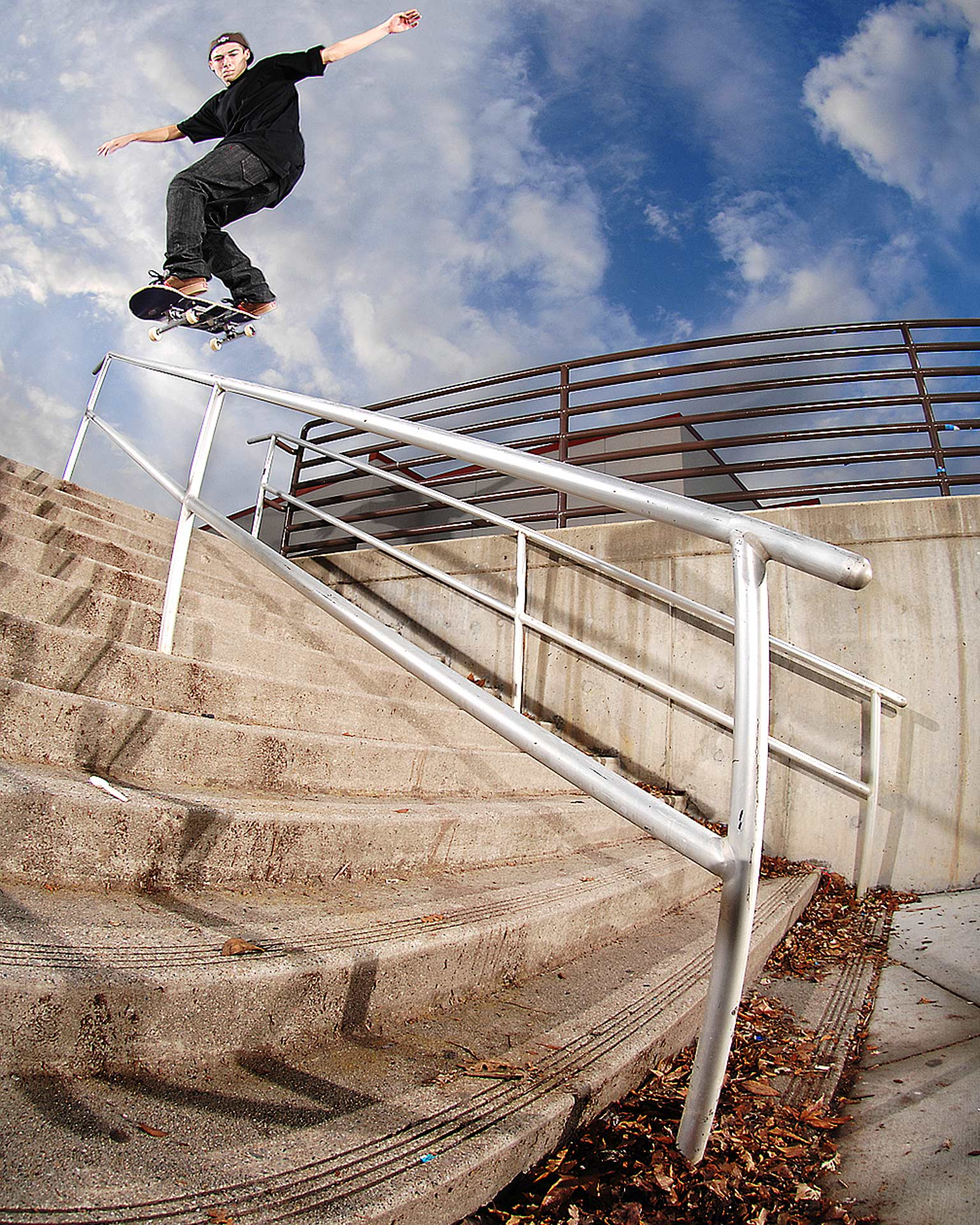 Jesse Andres, Back Lip