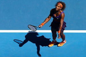 Serena Williams could reclaim the No. 1 ranking at the Qatar Open.