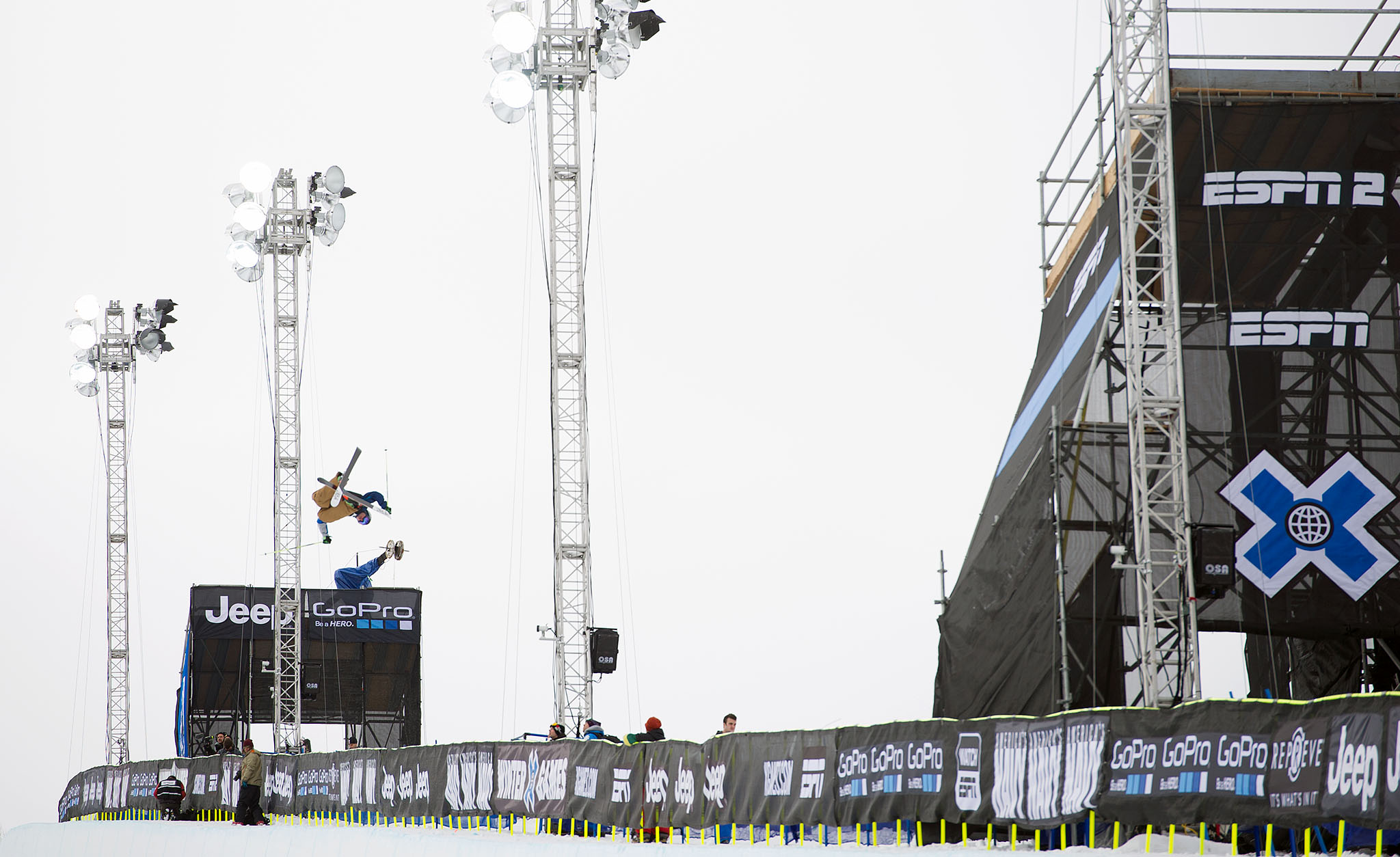 David Wise, SuperPipe Elims
