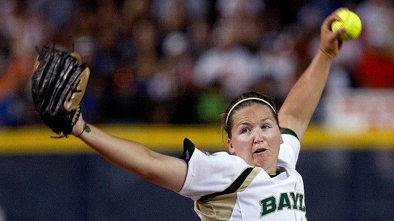 Whitney Canion's return to Baylor from knee surgery could change the balance of power in the Big 12.