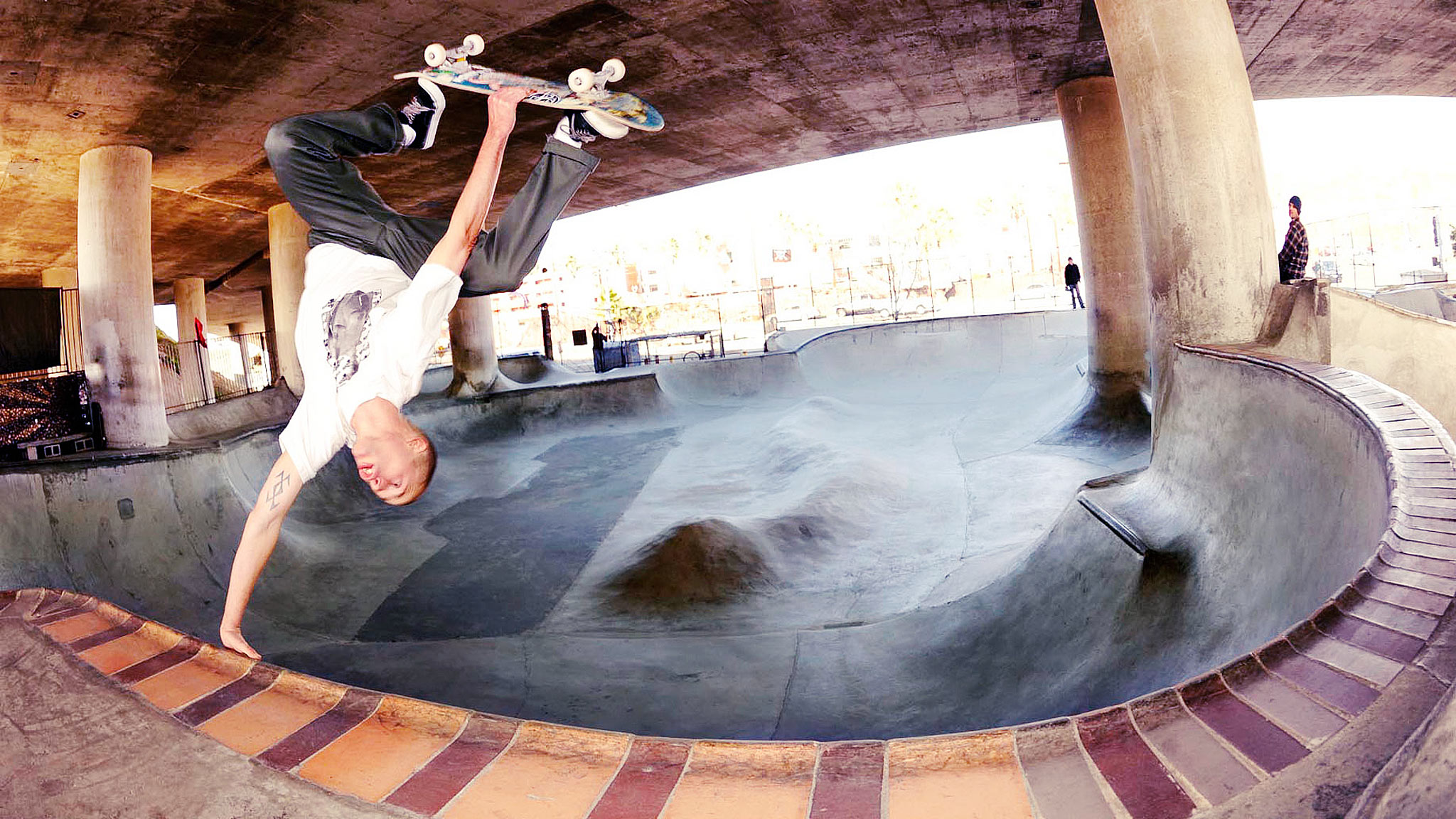 Chris Cope, Invert