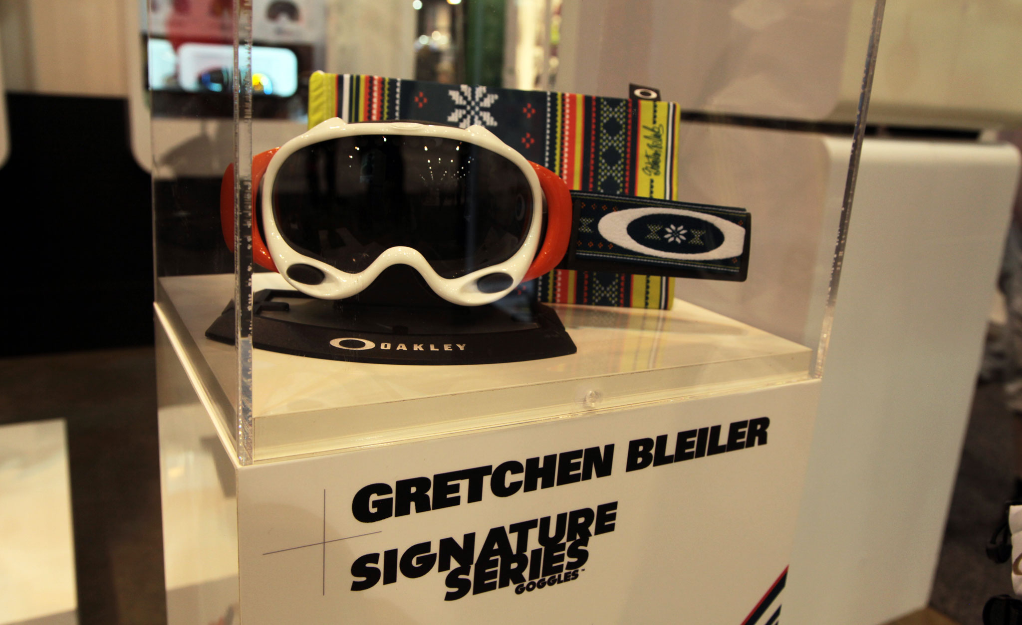Oakley Gretchen Bleiler Signature Series