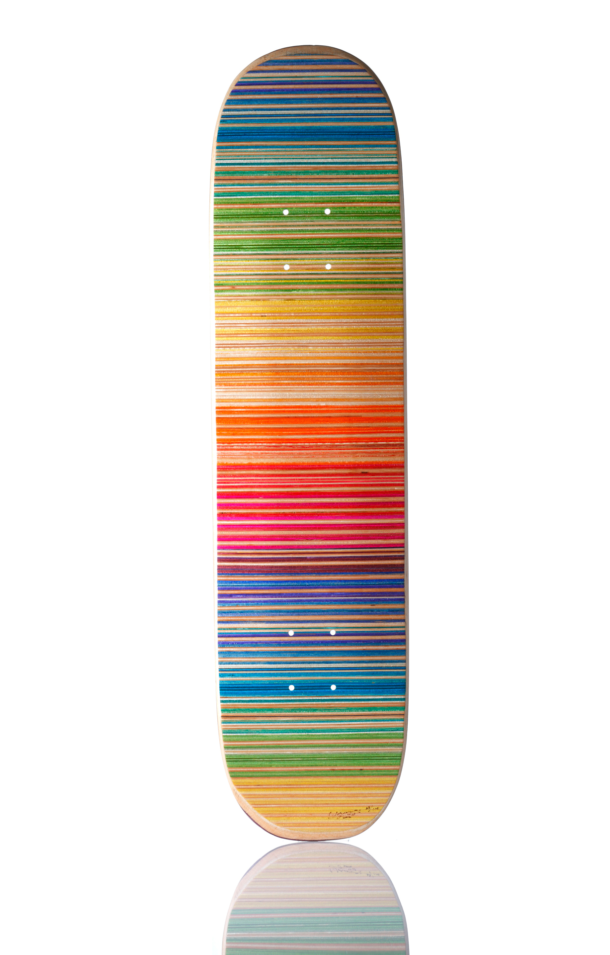 100% Skateboarder Gradation