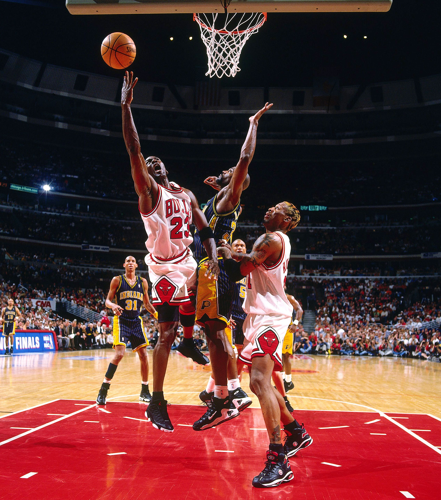 29. Beats Pacers in 7 - Michael Jordan 50 Greatest Moments ...