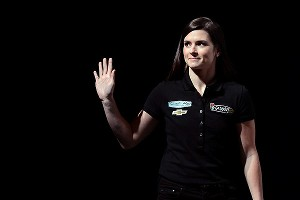 In addition to racing, Danica Patrick also has tried her hand at cheerleading, yoga and cooking.