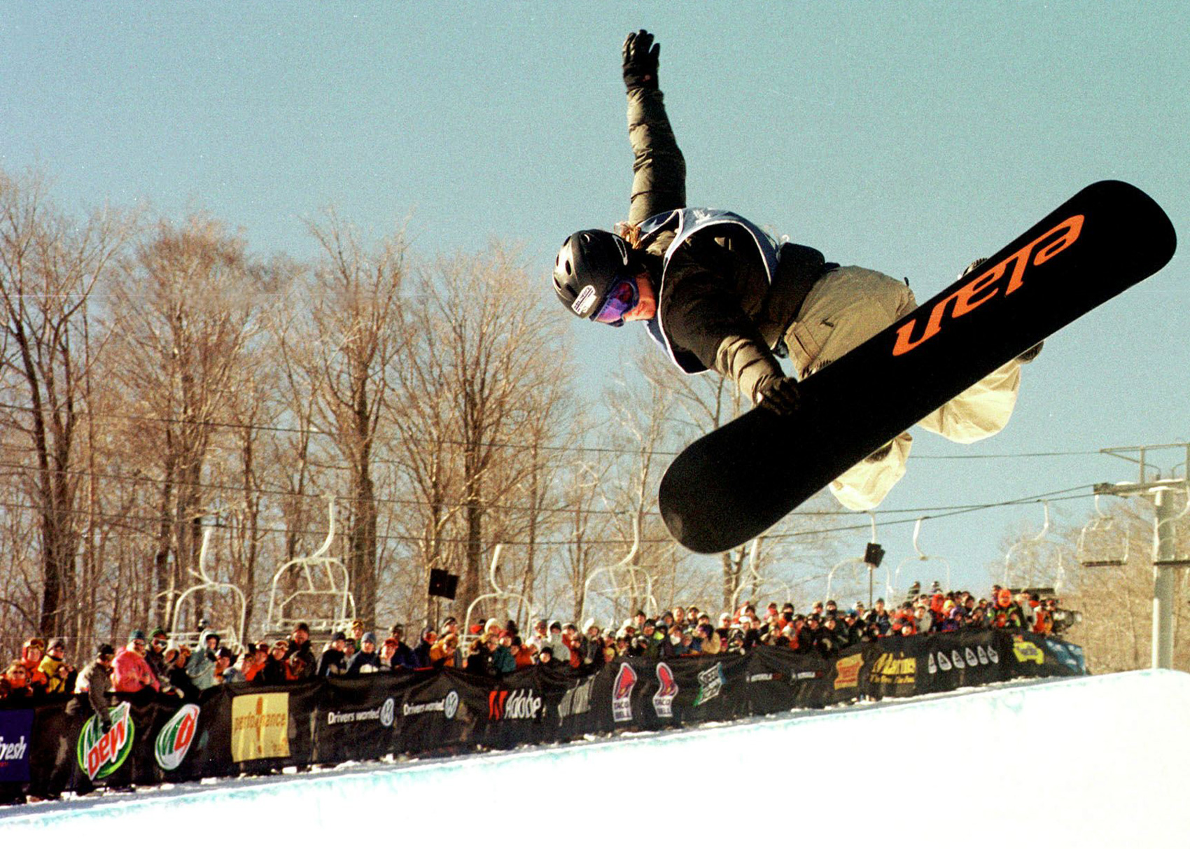 In 2000, 13-year-old Shaun White and 16-year-old Kelly Clark made their X Games debuts. It would take the duo two years to win their first X medals (White: two silver, in SuperPipe and Slopestyle; Clark, gold in Superpipe) before later becoming the most dominant halfpipe competitors in the history of the sport.