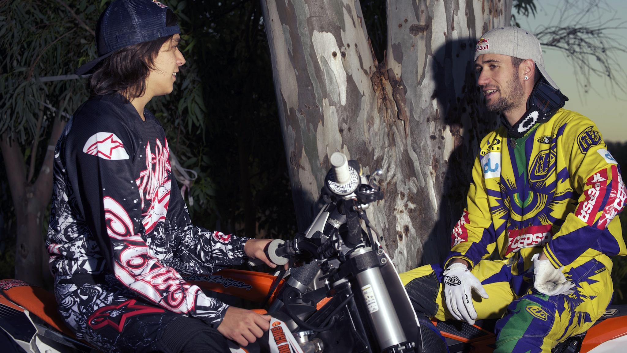 Erick Ruiz, Dany Torres