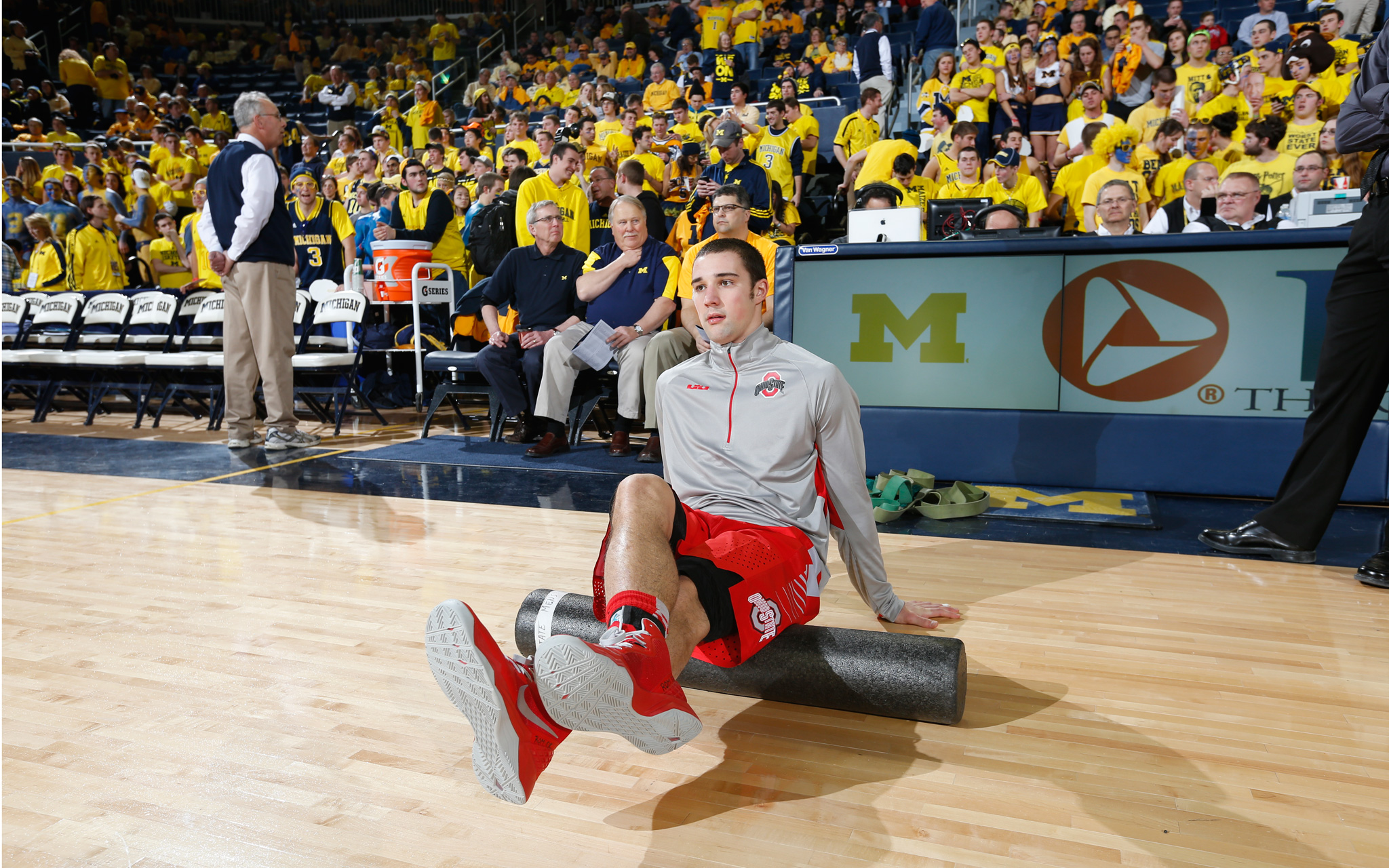 One Day, One Game : Aaron Craft