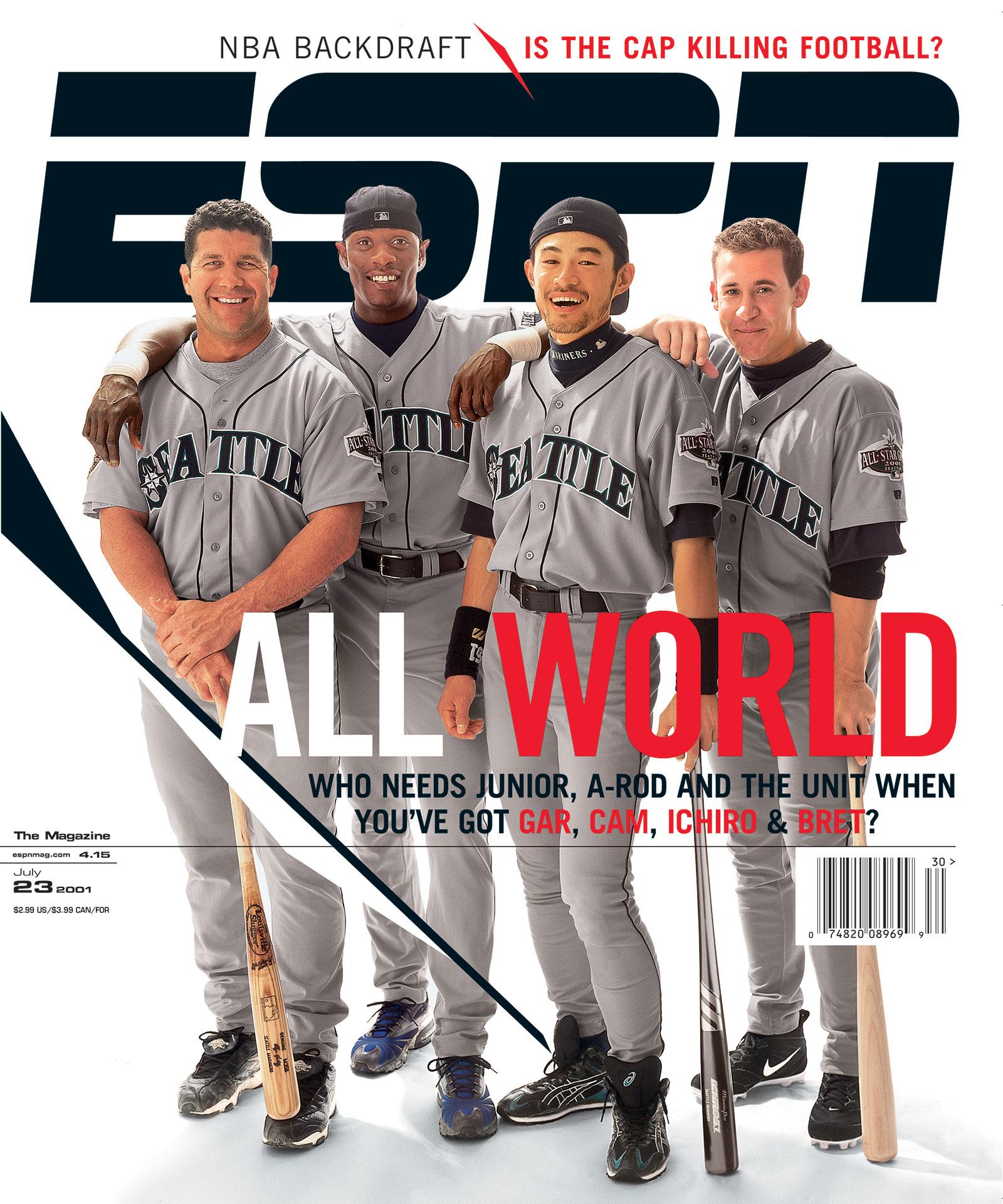 ESPN The Magazine Covers
