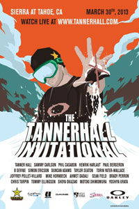 The poster for the upcoming Tanner Hall Invitational.