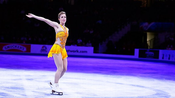 Ashley Wagner pulled off the win at the the 2013 U.S. championships, then obsessed about her two-fall long program, trying to make sure those types of errors never happen again.