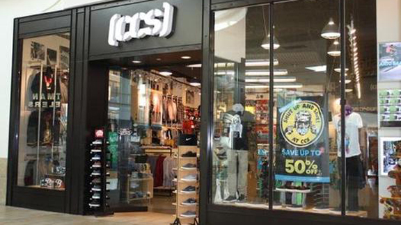 Clothing stores Skateboard clothes stores