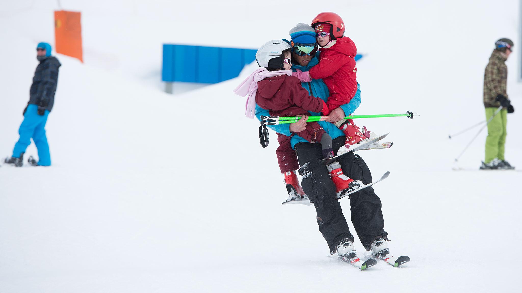 Ski sherpa