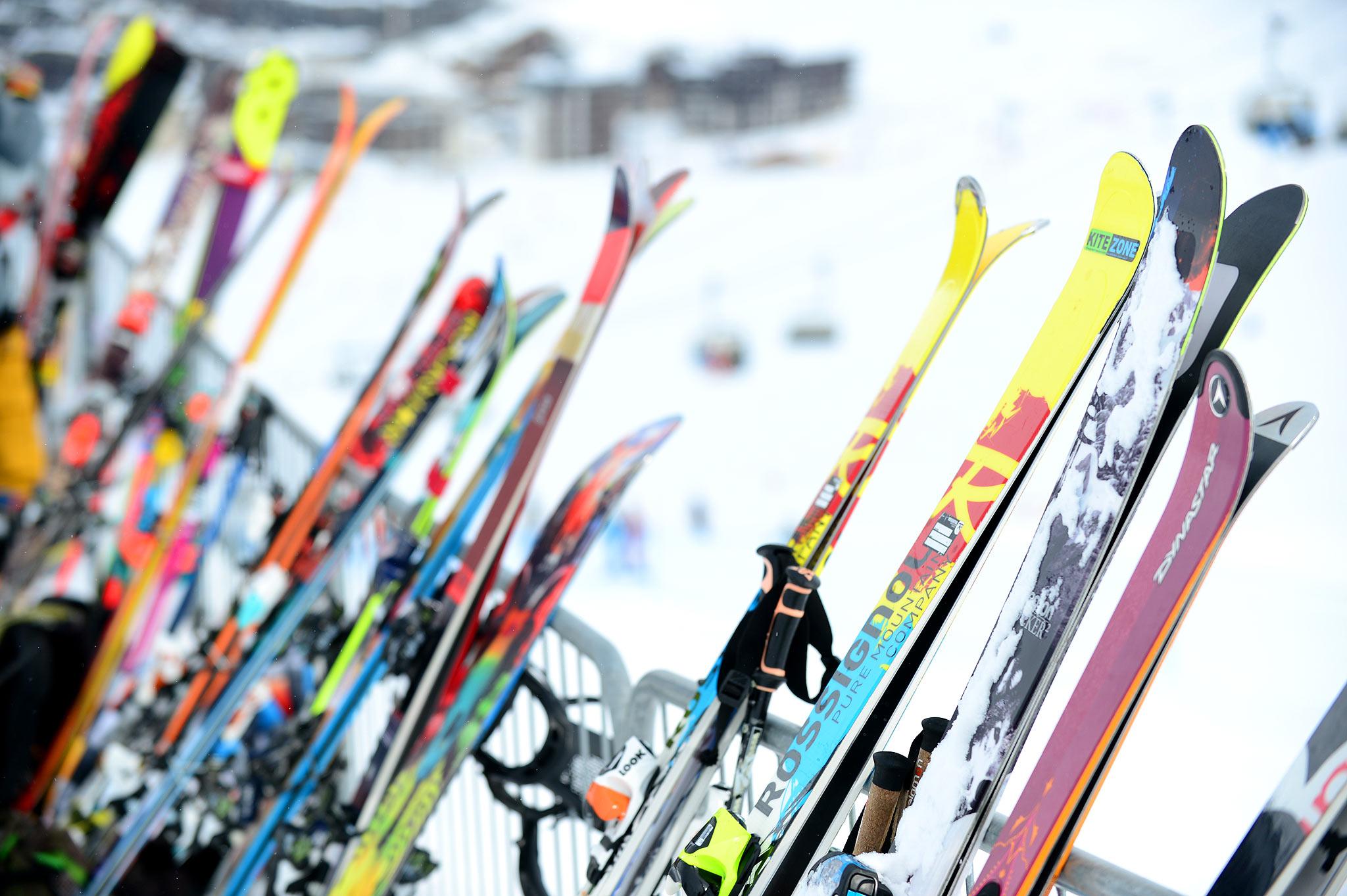 Skis, Anyone?