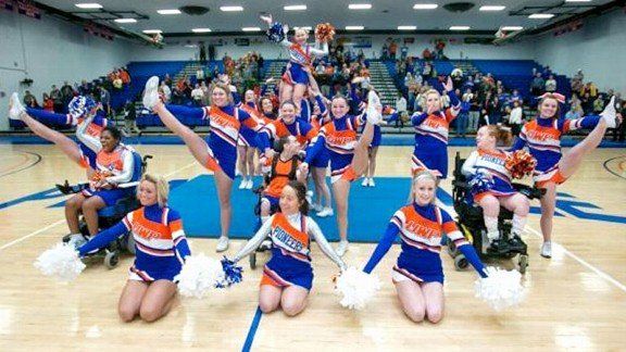 The Pioneer Sparkles have won a lot of fans and taught a lot of lessons at the University of Wisconsin-Platteville campus and beyond.