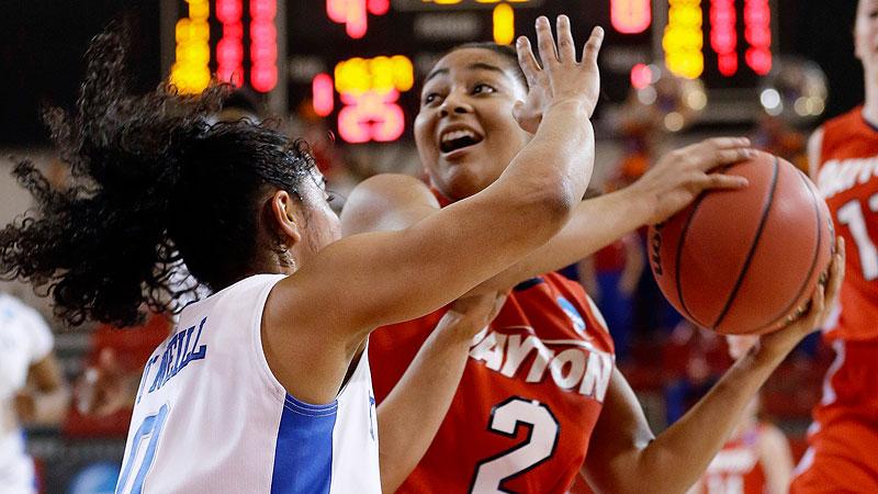 Falling short of expectations: Dayton (5-4)